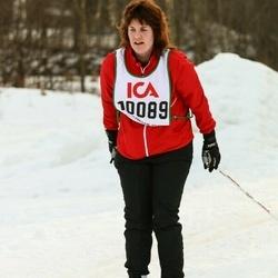 Skiing 30 km - Emelie Baggströms (10089)