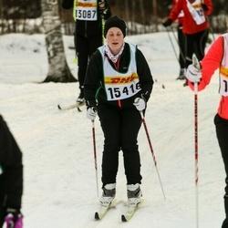 Skiing 30 km - Hillevi Ragvald (15416)