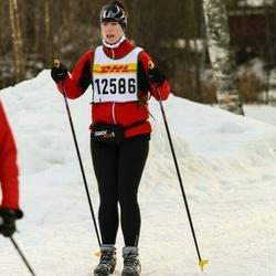 Skiing 30 km - Jenny Eriksson (12586)