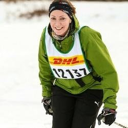 Skiing 30 km - Jenny Lorenz (12137)