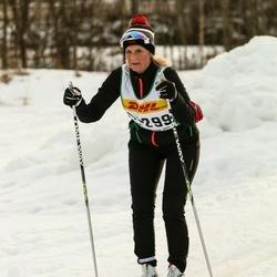 Skiing 30 km - Jeanette Hellnemo (13299)