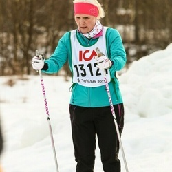 Skiing 30 km - Christina Heiker Hult (13124)