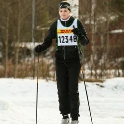 Skiing 30 km - Ellen Bohlström (12348)