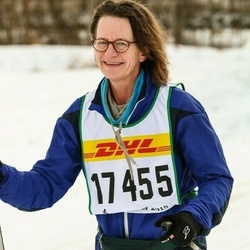 Skiing 30 km - Ebba Lonaeus (17455)