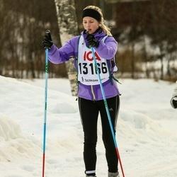 Skiing 30 km - Alexandra Johansson (13166)