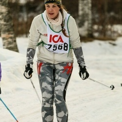 Skiing 30 km - Jeanna Giray (17568)