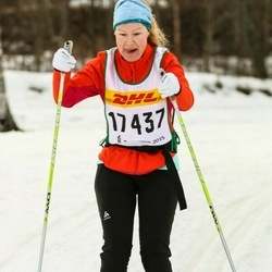 Skiing 30 km - Janica Ahl (17437)