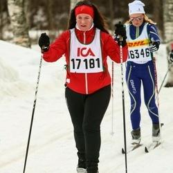 Skiing 30 km - Christina Bergström-Jonsson (17181)