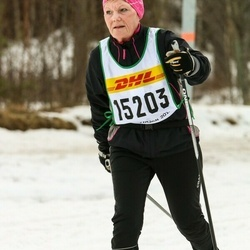 Skiing 30 km - Christine Andersson (15203)