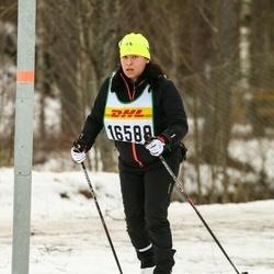 Skiing 30 km - Jenny Wedin (16588)