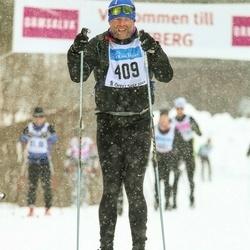 Skiing 90 km - Axel Oweling (409)