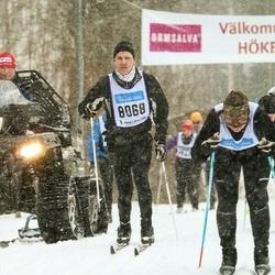 Skiing 90 km - Niklas Sundblad (8068)