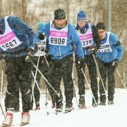 Skiing 90 km - Mats Ågehäll (8908)