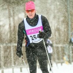 Skiing 90 km - Elin Johansson (2541)