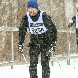 Skiing 90 km - Robert Danklint (5034)