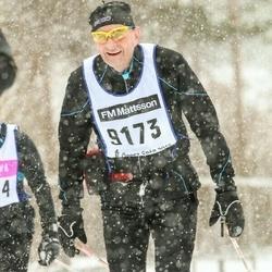 Skiing 90 km - Hans-Gunnar Olsson (9173)