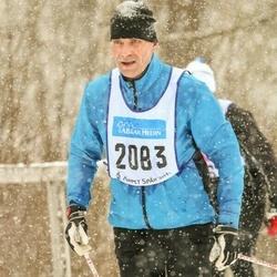 Skiing 90 km - Peter Nilsson (2083)