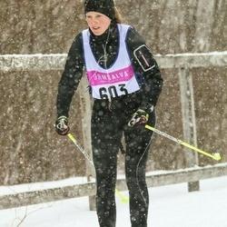 Skiing 90 km - Karolina Samuelsson (603)