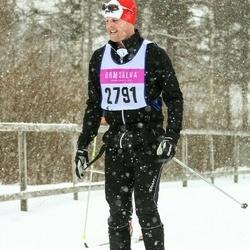 Skiing 90 km - Jonas Åkerlund (2791)