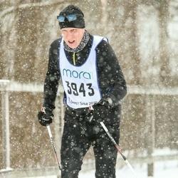 Skiing 90 km - Anders Sjögren (3943)