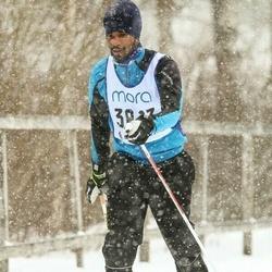 Skiing 90 km - André Sannehag (3813)