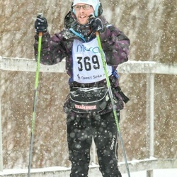 Skiing 90 km - Niclas Carmichael (396)
