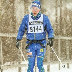 Skiing 90 km - Arnfinn Haugland (9144)