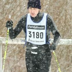 Skiing 90 km - Christer Sääf (3180)