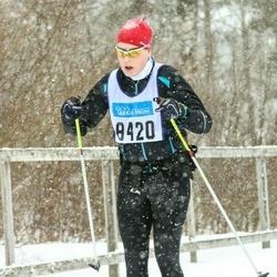 Skiing 90 km - Dennis Jonsson (8420)
