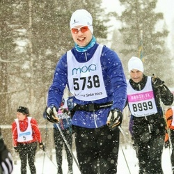 Skiing 90 km - Albin Götborg (5738)