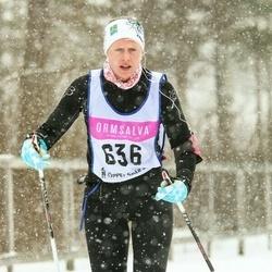 Skiing 90 km - Elin Nilsson (636)