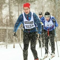 Skiing 90 km - Emil Nordmark (9359)