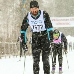 Skiing 90 km - Alexander Klasson (7572)
