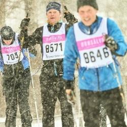 Skiing 90 km - Henrik Ytfeldt (8571)