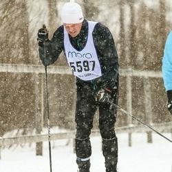 Skiing 90 km - Anders Lindgren (5597)