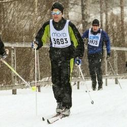 Skiing 90 km - Fredrik Lindeström (3693)