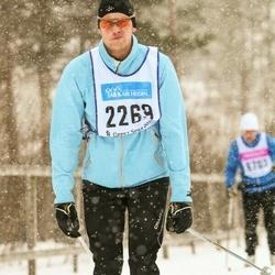 Skiing 90 km - Dennis Malmberg (2269)