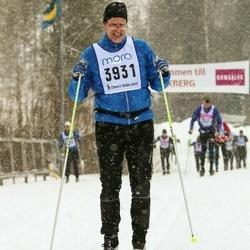 Skiing 90 km - David Romlin (3931)