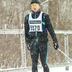 Skiing 90 km - Anders Leinemar (5370)