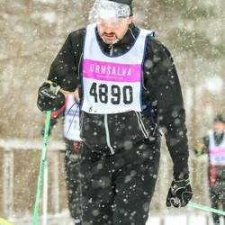 Skiing 90 km - Henrik Axling (4890)