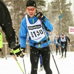 Skiing 90 km - Dennis Laursen (9130)