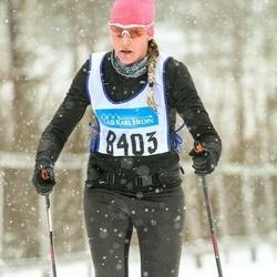 Skiing 90 km - Åsa Eriksson Hemphälä (8403)