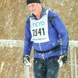 Skiing 90 km - Henrik Norell (7841)