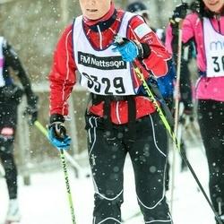 Skiing 90 km - Lise Borgen Carlson (9329)