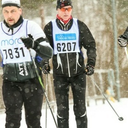Skiing 90 km - Ole-Willy Molnes (6207)