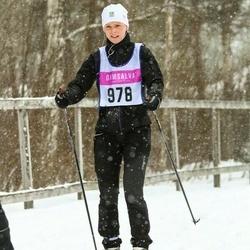 Skiing 90 km - Camilla Gustafsson (978)