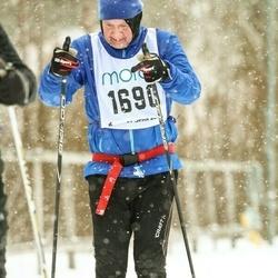 Skiing 90 km - Christer Hjort (1690)
