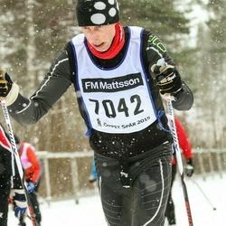 Skiing 90 km - Peter Triumf (7042)