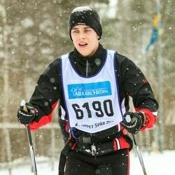Skiing 90 km - Henrik Larsson (6190)