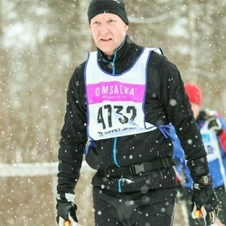 Skiing 90 km - Anders Fransson (4732)